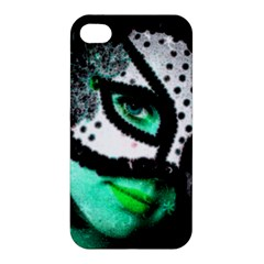 Masked Apple Iphone 4/4s Hardshell Case by dray6389