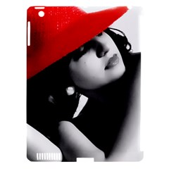 Red Hat Apple Ipad 3/4 Hardshell Case (compatible With Smart Cover) by dray6389