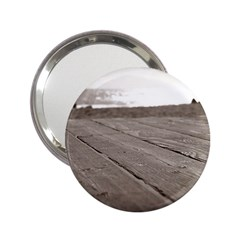 Laguna Beach Walk Handbag Mirror (2 25 ) by hlehnerer