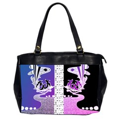 Pheonix Oversize Office Handbag (two Sides) by FashionFling