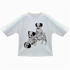 Dalmatian Puppies 1 Baby T Shirt