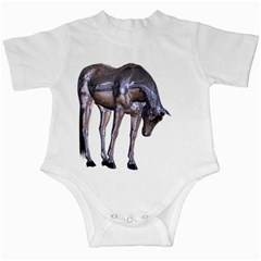 Metal Horse 2 Infant Creeper by gatterwe
