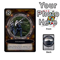 Lost Legacy   Stargate Atlantis By Ajax   Playing Cards 54 Designs   2t9hf6o95msx   Www Artscow Com Front - Diamond5