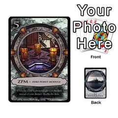 Lost Legacy   Stargate Atlantis By Ajax   Playing Cards 54 Designs   2t9hf6o95msx   Www Artscow Com Front - Spade6