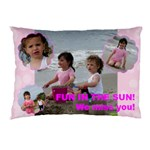 FUN IN THE SUN PILLOWCASE - Pillow Case