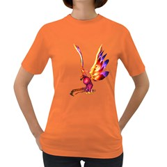 Phoenix 1 Womens' T Shirt (colored) by gatterwe