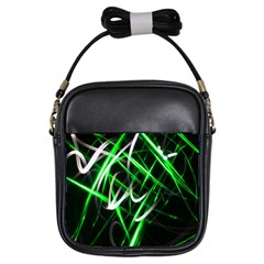 Illumination 1 Girl s Sling Bag by gunnsphotoartplus