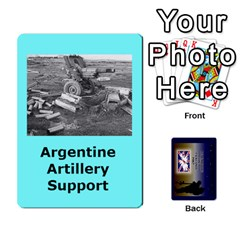 Ace Tfl Iabsm Falklands Deck Argentine By Joe Collins   Playing Cards 54 Designs   Z9yc316d1qh6   Www Artscow Com Front - SpadeA