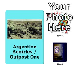 Tfl Iabsm Falklands Deck Argentine By Joe Collins   Playing Cards 54 Designs   Z9yc316d1qh6   Www Artscow Com Front - Heart3