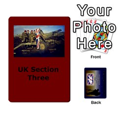 Tfl Iabsm Falklands Deck Argentine By Joe Collins   Playing Cards 54 Designs   Z9yc316d1qh6   Www Artscow Com Front - Joker1