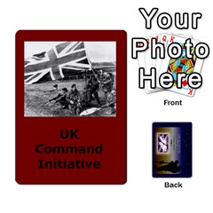 Tfl Iabsm Falklands Deck Uk By Joe Collins   Playing Cards 54 Designs   8v3ffqg6srcf   Www Artscow Com Front - Spade2