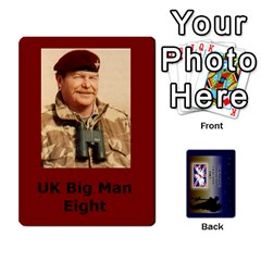 Queen Tfl Iabsm Falklands Deck Uk By Joe Collins   Playing Cards 54 Designs   8v3ffqg6srcf   Www Artscow Com Front - SpadeQ