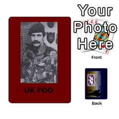 King Tfl Iabsm Falklands Deck Uk By Joe Collins   Playing Cards 54 Designs   8v3ffqg6srcf   Www Artscow Com Front - SpadeK