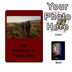 Tfl Iabsm Falklands Deck Uk By Joe Collins   Playing Cards 54 Designs   8v3ffqg6srcf   Www Artscow Com Front - Heart3