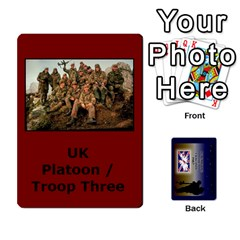 Tfl Iabsm Falklands Deck Uk By Joe Collins   Playing Cards 54 Designs   8v3ffqg6srcf   Www Artscow Com Front - Heart5