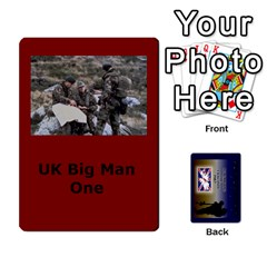 Tfl Iabsm Falklands Deck Uk By Joe Collins   Playing Cards 54 Designs   8v3ffqg6srcf   Www Artscow Com Front - Spade5