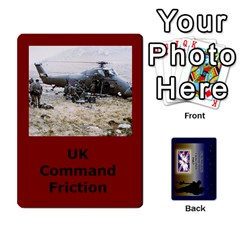 Tfl Iabsm Falklands Deck Uk By Joe Collins   Playing Cards 54 Designs   8v3ffqg6srcf   Www Artscow Com Front - Club5