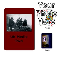 King Tfl Iabsm Falklands Deck Uk By Joe Collins   Playing Cards 54 Designs   8v3ffqg6srcf   Www Artscow Com Front - ClubK