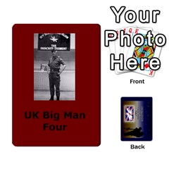 Tfl Iabsm Falklands Deck Uk By Joe Collins   Playing Cards 54 Designs   8v3ffqg6srcf   Www Artscow Com Front - Spade8