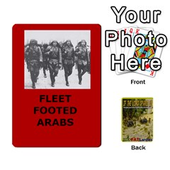 Tfl If The Lord Spares Us Cards By Joe Collins   Playing Cards 54 Designs   Kxyx3b7dqrho   Www Artscow Com Front - Club8