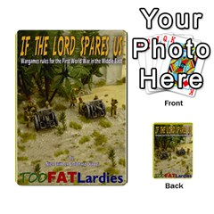Tfl If The Lord Spares Us Cards By Joe Collins   Playing Cards 54 Designs   Kxyx3b7dqrho   Www Artscow Com Back