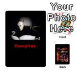 West Wind Gothic Horror Deck II - Playing Cards 54 Designs