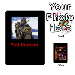 West Wind Gothic Horror Deck Ii By Joe Collins   Playing Cards 54 Designs   6x60nf69t1gy   Www Artscow Com Front - Diamond9