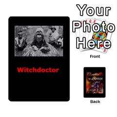 West Wind Gothic Horror Deck Ii By Joe Collins   Playing Cards 54 Designs   6x60nf69t1gy   Www Artscow Com Front - Club9