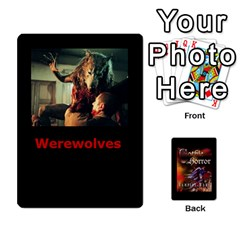 Jack West Wind Gothic Horror Deck Ii By Joe Collins   Playing Cards 54 Designs   6x60nf69t1gy   Www Artscow Com Front - SpadeJ