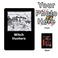 Queen West Wind Gothic Horror Deck I By Joe Collins   Playing Cards 54 Designs   2akwqblhsovu   Www Artscow Com Front - HeartQ