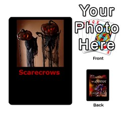 West Wind Gothic Horror Deck I By Joe Collins   Playing Cards 54 Designs   2akwqblhsovu   Www Artscow Com Front - Spade7