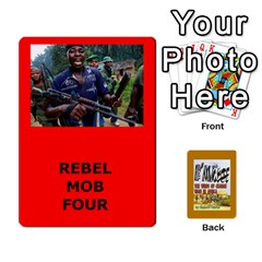 Tfl Bmaso Modern Deck Rebels By Joe Collins   Playing Cards 54 Designs   Mz52jtzx5mdp   Www Artscow Com Front - Heart3