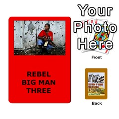 Jack Tfl Bmaso Modern Deck Rebels By Joe Collins   Playing Cards 54 Designs   Mz52jtzx5mdp   Www Artscow Com Front - SpadeJ