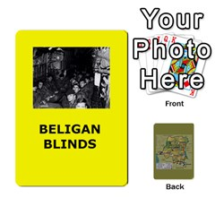 Tfl Bmaso Congo Deck Belgians, Un, And Simbas By Joe Collins   Playing Cards 54 Designs   Aaa8tush7fjc   Www Artscow Com Front - Spade2