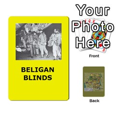 Tfl Bmaso Congo Deck Belgians, Un, And Simbas By Joe Collins   Playing Cards 54 Designs   Aaa8tush7fjc   Www Artscow Com Front - Spade3