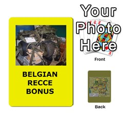 Tfl Bmaso Congo Deck Belgians, Un, And Simbas By Joe Collins   Playing Cards 54 Designs   Aaa8tush7fjc   Www Artscow Com Front - Diamond9