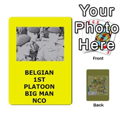 Tfl Bmaso Congo Deck Belgians, Un, And Simbas By Joe Collins   Playing Cards 54 Designs   Aaa8tush7fjc   Www Artscow Com Front - Spade10