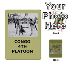 Tfl Bmaso Congo Deck Katanga By Joe Collins   Playing Cards 54 Designs   Epivj9nwym48   Www Artscow Com Front - Heart2