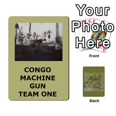 Tfl Bmaso Congo Deck Katanga By Joe Collins   Playing Cards 54 Designs   Epivj9nwym48   Www Artscow Com Front - Heart4