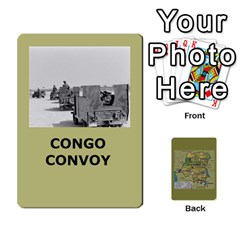 Tfl Bmaso Congo Deck Katanga By Joe Collins   Playing Cards 54 Designs   Epivj9nwym48   Www Artscow Com Front - Heart8