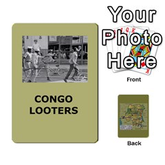 King Tfl Bmaso Congo Deck Katanga By Joe Collins   Playing Cards 54 Designs   Epivj9nwym48   Www Artscow Com Front - HeartK