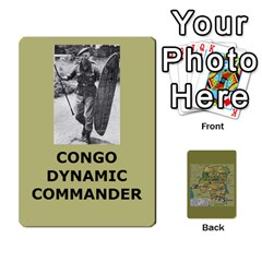 Tfl Bmaso Congo Deck Katanga By Joe Collins   Playing Cards 54 Designs   Epivj9nwym48   Www Artscow Com Front - Diamond3