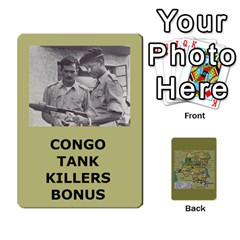 Tfl Bmaso Congo Deck Katanga By Joe Collins   Playing Cards 54 Designs   Epivj9nwym48   Www Artscow Com Front - Diamond9
