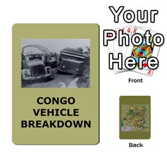 Tfl Bmaso Congo Deck Katanga By Joe Collins   Playing Cards 54 Designs   Epivj9nwym48   Www Artscow Com Front - Club2