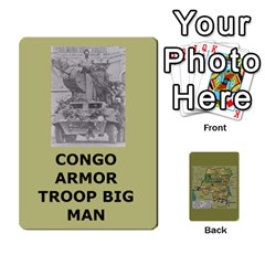Tfl Bmaso Congo Deck Katanga By Joe Collins   Playing Cards 54 Designs   Epivj9nwym48   Www Artscow Com Front - Club9