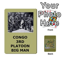 Tfl Bmaso Congo Deck Katanga By Joe Collins   Playing Cards 54 Designs   Epivj9nwym48   Www Artscow Com Front - Spade7