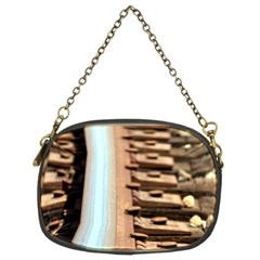 Train Track Chain Purse (two Side) by hlehnerer