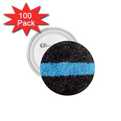Black Blue Lawn 1 75  Button (100 Pack) by hlehnerer