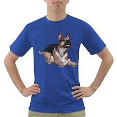 Puppy 2 Mens' T Shirt (colored) by gatterwe