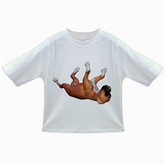 Puppy 3 Baby T Shirt by gatterwe